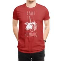 Baaah Humbug - mens-regular-tee - small view