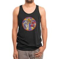 Miracle Bros - mens-triblend-tank - small view