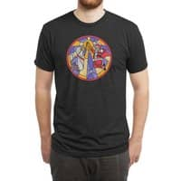 Miracle Bros - mens-triblend-tee - small view