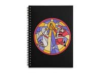 Miracle Bros - spiral-notebook - small view
