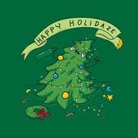 Happy Holidaze - small view
