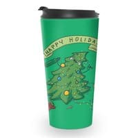 Happy Holidaze - travel-mug - small view