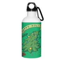 Happy Holidaze - water-bottle - small view