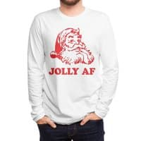 Jolly AF - mens-long-sleeve-tee - small view