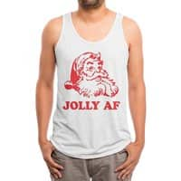 Jolly AF - mens-triblend-tank - small view