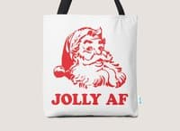 Jolly AF - tote-bag - small view