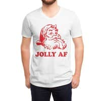 Jolly AF - vneck - small view