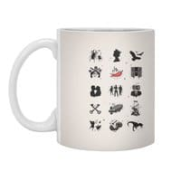 Bands - white-mug - small view