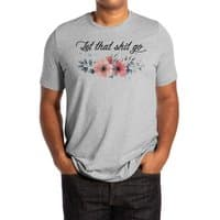 Let that shit go - mens-extra-soft-tee - small view