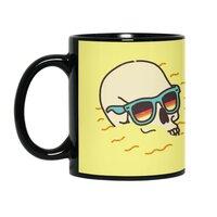 Beach Lover - black-mug - small view