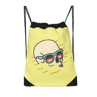 Beach Lover - drawstring-bag - small view