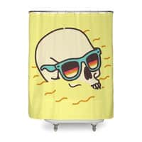 Beach Lover - shower-curtain - small view