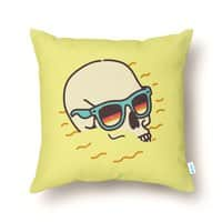 Beach Lover - throw-pillow - small view