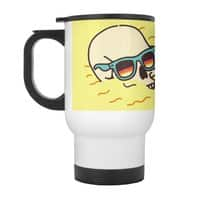 Beach Lover - travel-mug-with-handle - small view