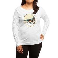 Beach Lover - womens-long-sleeve-terry-scoop - small view