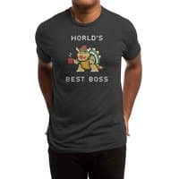 World's Best Boss - mens-triblend-tee - small view