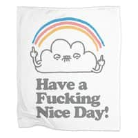 Have a Nice Day! - blanket - small view