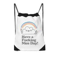 Have a Nice Day! - drawstring-bag - small view