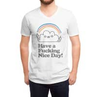 Have a Nice Day! - vneck - small view