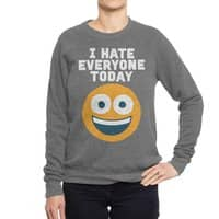 Loathe Is the Answer - crew-sweatshirt - small view