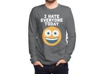 Loathe Is the Answer - mens-long-sleeve-tee - small view