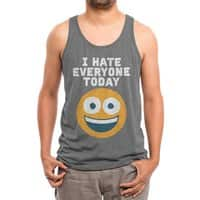Loathe Is the Answer - mens-triblend-tank - small view