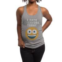 Loathe Is the Answer - womens-racerback-tank - small view