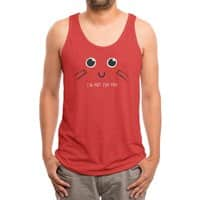 Hot for You - mens-triblend-tank - small view