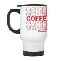 Coffee Makes My Day - travel-mug-with-handle - small view