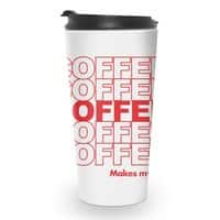 Coffee Makes My Day - travel-mug - small view