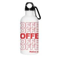 Coffee Makes My Day - water-bottle - small view