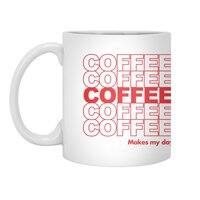 Coffee Makes My Day - white-mug - small view
