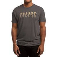 Coffeeloution - mens-triblend-tee - small view