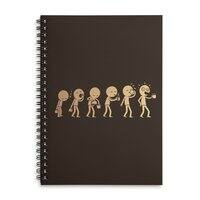 Coffeeloution - spiral-notebook - small view