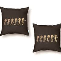 Coffeeloution - throw-pillow - small view