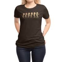 Coffeeloution - womens-regular-tee - small view