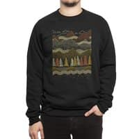 Misty Mountains - crew-sweatshirt - small view
