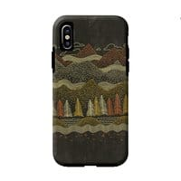 Misty Mountains - double-duty-phone-case - small view