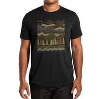 Misty Mountains - mens-extra-soft-tee - small view