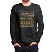 Misty Mountains - mens-long-sleeve-tee - small view