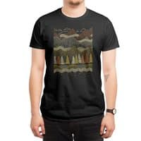 Misty Mountains - mens-regular-tee - small view