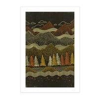 Misty Mountains - vertical-print - small view