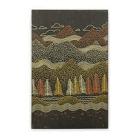 Misty Mountains - vertical-stretched-canvas - small view