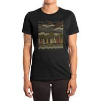Misty Mountains - womens-extra-soft-tee - small view