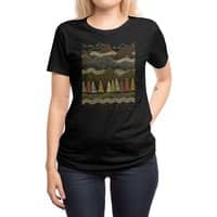 Misty Mountains - womens-regular-tee - small view