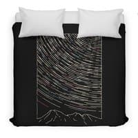 Star Trails - duvet-cover - small view