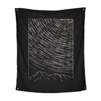 Star Trails - indoor-wall-tapestry-vertical - small view