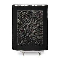 Star Trails - shower-curtain - small view