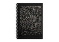 Star Trails - spiral-notebook - small view