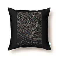 Star Trails - throw-pillow - small view